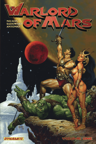 Warlord of Mars Vol #1