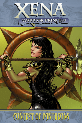 Xena: Warrior Princess Vol #1 Contest of Pantheons
