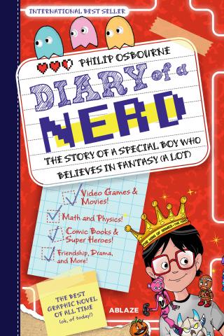 Diary of a Nerd Vol #1