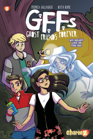 GFFs Ghost Friends Forever #1 Ghost Friends Forever