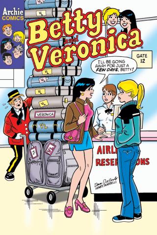 Betty & Veronica #154