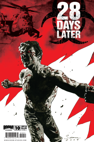 28 Days Later #10
