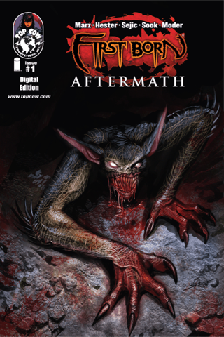 First Born: Aftermath #1