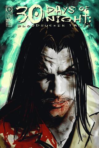 30 Days of Night: Bloodsucker Tales #4