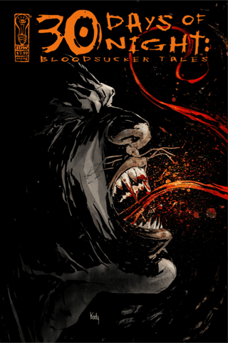 30 Days of Night: Bloodsucker Tales #6