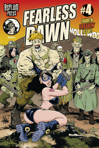 Fearless Dawn: Belly of the Beast #4