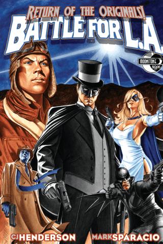 Return of the Originals: Battle for L.A.