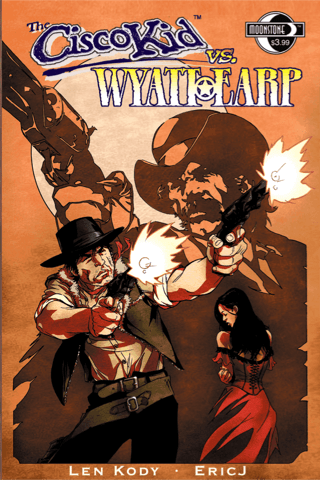 The Cisco Kid vs. Wyatt Earp