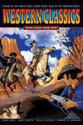 Graphic Classics Vol #20 Western Classics