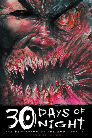 30 Days of Night Ongoing Vol #1