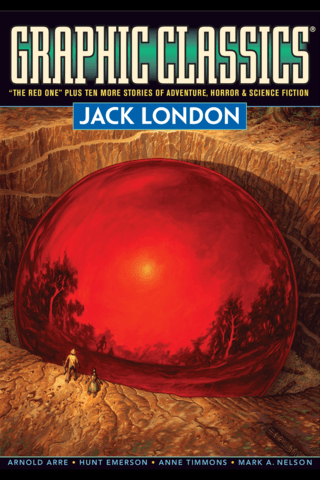 Graphic Classics Vol #5 Jack London