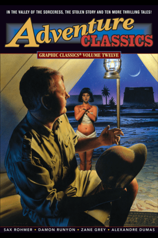Graphic Classics Vol #12 Adventure Classics