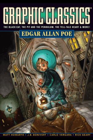 Graphic Classics Vol #1 Edgar Allen Poe