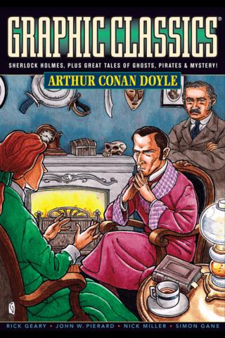 Graphic Classics Vol #2 Arthur Conan Doyle