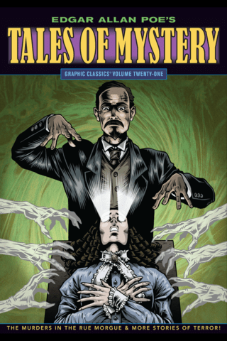 Graphic Classics Vol #21 Poe's Tales of Mystery
