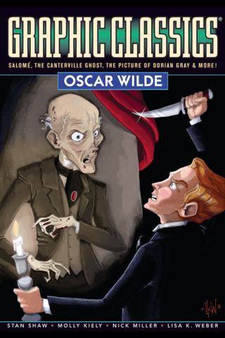 Graphic Classics Vol #16 Oscar Wilde