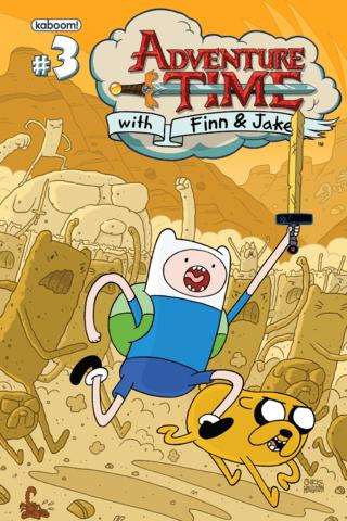 Adventure Time #3