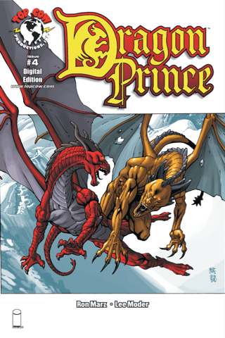 Dragon Prince #4