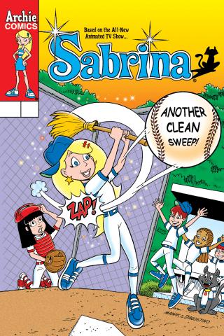 Sabrina Animated #6