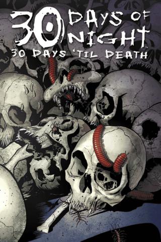 30 Days of Night: 30 Days 'til Death #2