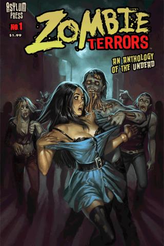Zombie Terrors #1