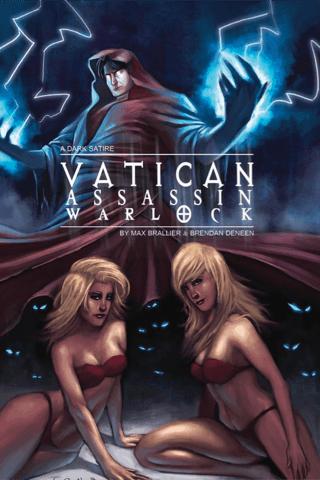 Vatican Assassin Warlock