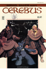 Cerebus: High Society #2