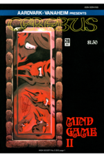 Cerebus: High Society #3