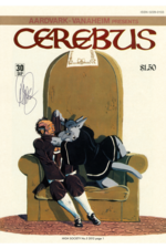 Cerebus: High Society #5