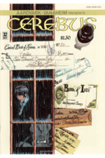 Cerebus: High Society #7