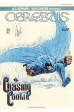 Cerebus: High Society #6