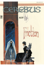 Cerebus: High Society #8