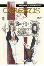 Cerebus: High Society #10