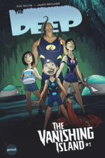 The Deep: The Vanishing Island #1