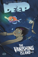The Deep: The Vanishing Island #2