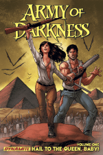 Army of Darkness Vol #1 Hail To the Queen, Baby!