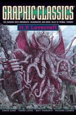 Graphic Classics Vol #4 H.P. Lovecraft