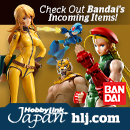 Bandai Tamashii Items