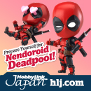 Nendoroid Deadpool at HobbyLink Japan