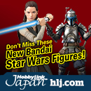 Bandai Collectors Star Wars