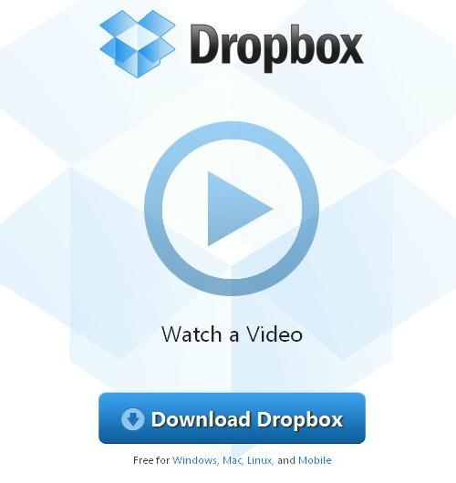 Dropbox Conversion Through Design