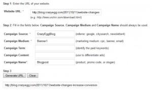 UTM Parameters Google Analytics