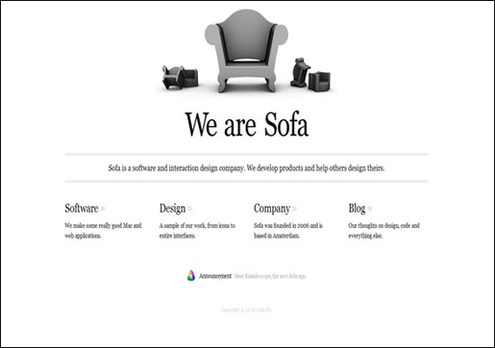 We Are Sofa Design