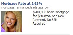 Good Example of a Facebook Ad