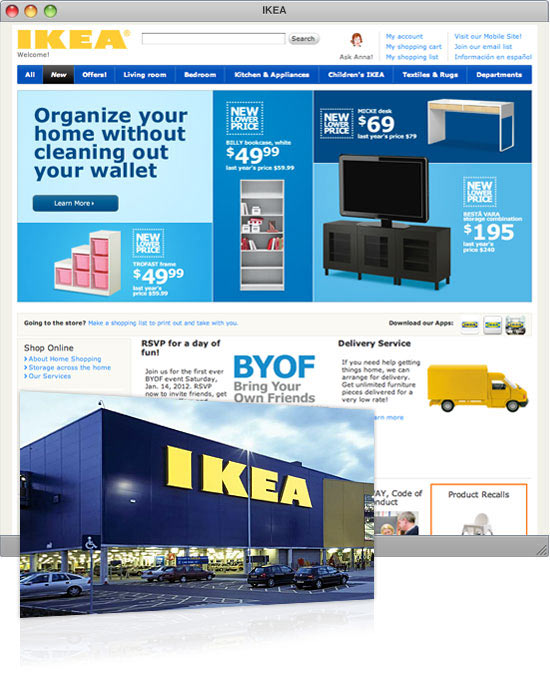 IKEA Brand Experience