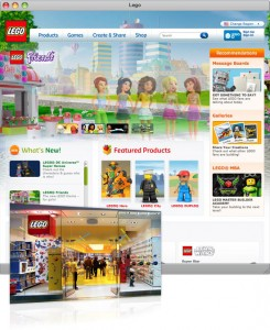 Lego Brand Experience