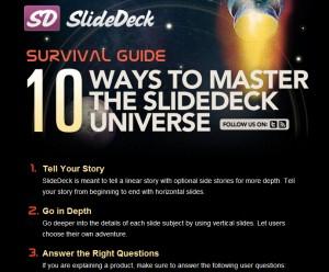 Slidedeck Email Newsletter
