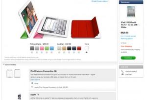 Apple's iPad Customization Options