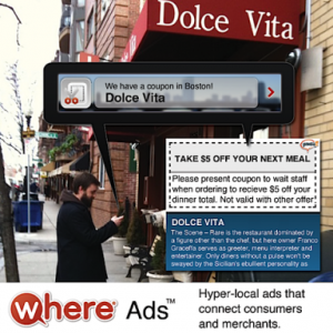 Hyper Local Advertising