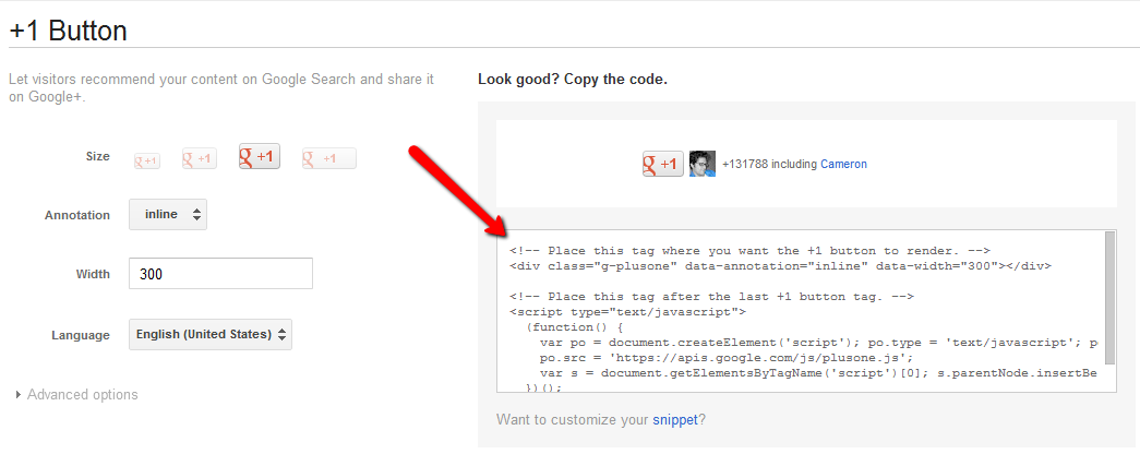 Killing It With Google Obviously Includes Using The  Button On Your Blog Its A Simple Code Embed